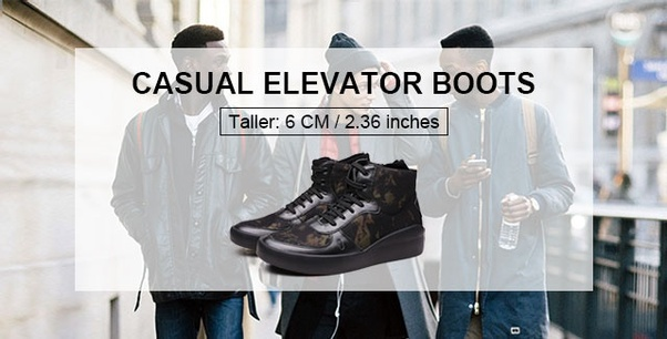Do Nike Air Max shoes make you taller, as the commercial