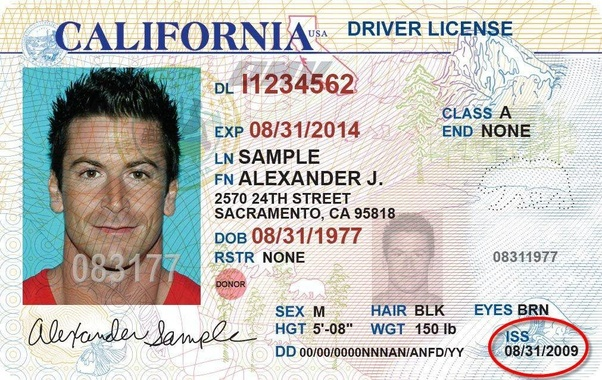How to find someones drivers license photo