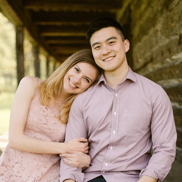 I guess Slavic women aren't as influenced by the anti-Asian male media  that's prominent in the West. These couples are just going to continue to  grow and ...