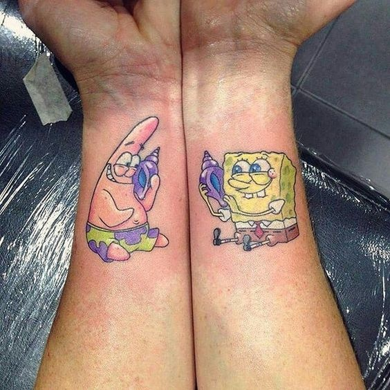 Girls Best Friend Tattoos: What Are Some Cool Best Friend Tattoos?
