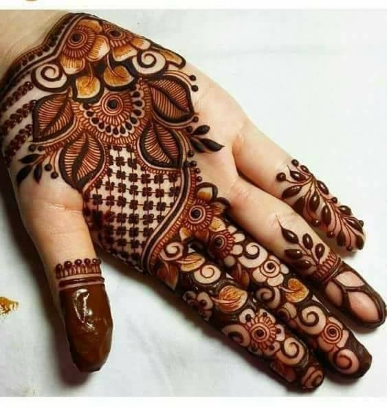What Are Some Mehandi Designs Quora