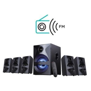 Included Components Subwoofer Speakers Warranty Card Cable Number Of Items 1 Speaker Surround Sound Channel Configuration 51