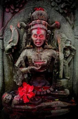 """Résultat de recherche d'images pour """"chamunda Kali  images"""""""