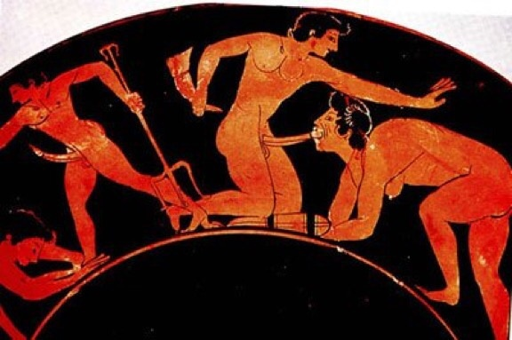 нет порно в древнем греции могу