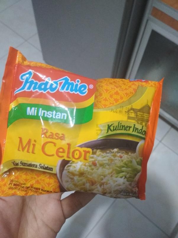 Apa jenis Indomie dengan varian rasa daerah yang menurutmu ...