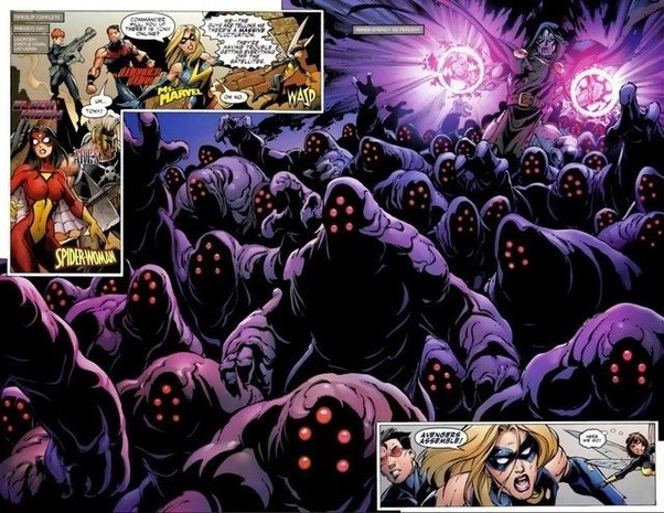Who would win in a fight, Dr. Doom (Earth-616) with 2 ...