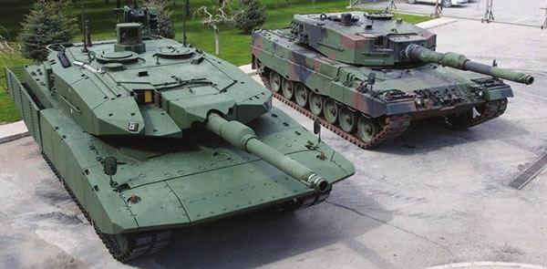 How Could Turkey Lose So Many Leopard 2 Tanks Near Al Bab