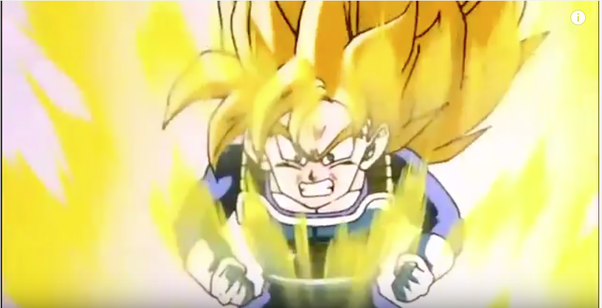Why did gohan first turn super saiyan in dragon ball z quora one year of training and he surpassed his father pretty insane dont ya think thecheapjerseys Gallery