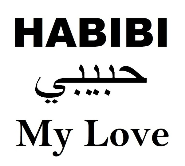 What does Habibi mean in Arabic? - Quora