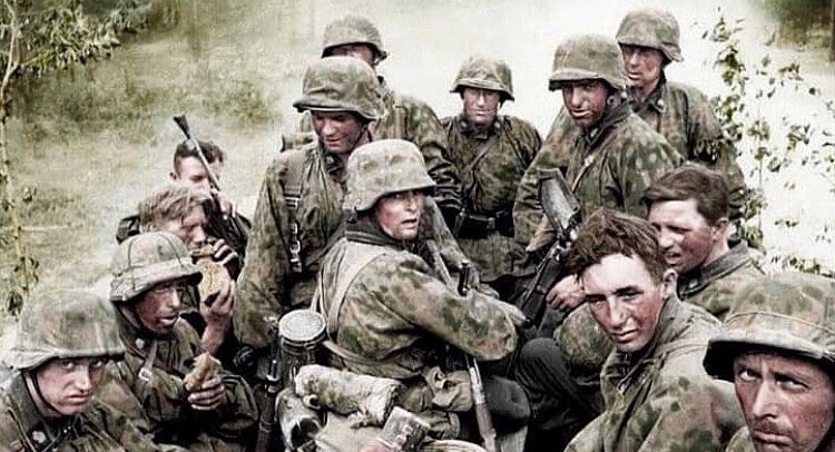 How were soldiers chosen to join the ranks of the S S ? - Quora