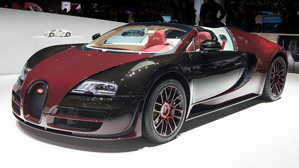 Where is bugatti made