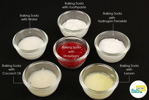 Baking Soda Really Help Whiten Teeth