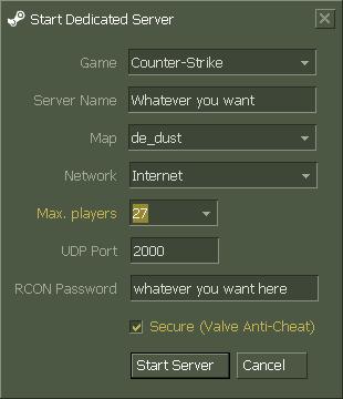 хостинг арк серверов