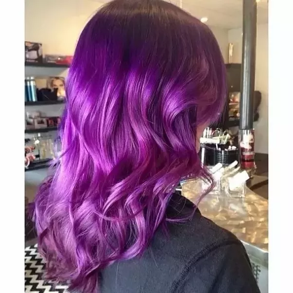I want to dye my hair purple. What should I keep in mind? - Quora