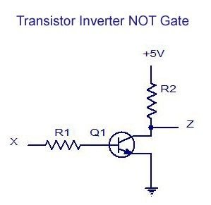 how do the electrons work in a not gate quora rh quora com circuit diagram of nor gate using cmos circuit diagram of nor gate using cmos