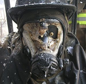 does a gas mask protect me from smoke from a fire quora