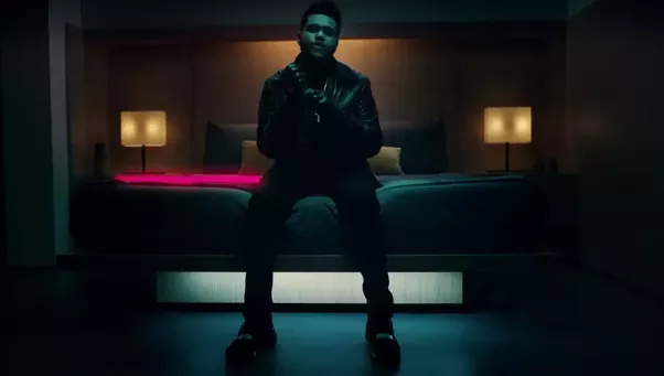 puma shoes used in starboy video meaning of shalom