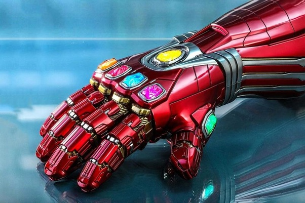 How did iron man get the infinity stones