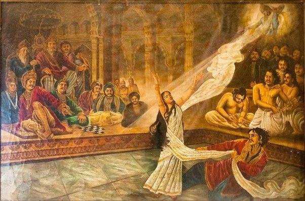 What Did Bhishma Pitamaha Do Wrong To Suffer Quora