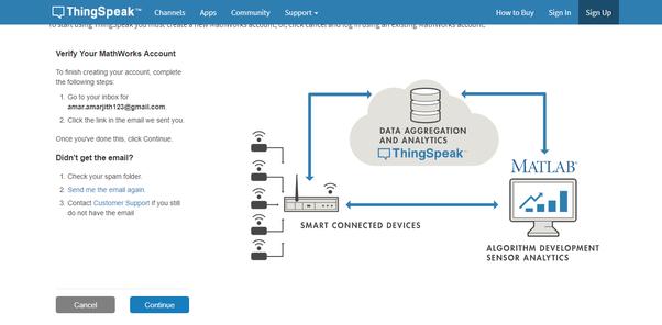How to send data on ThingSpeak for an MQ135 gas sensor - Quora