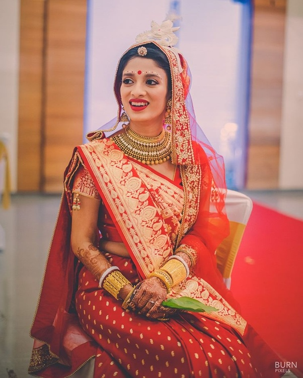 North Indian Wedding Saree: What Are Some Good Ideas For Indian Wedding Reception