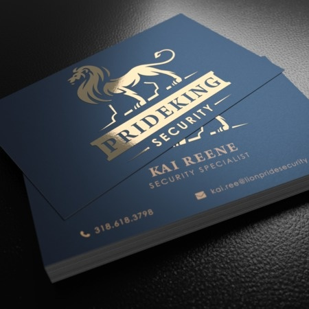 Why Do We Need Gold Foil Business Cards Quora