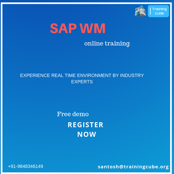 What is the best online training of sap? - Quora