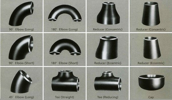 What are different types of pipe fittings quora