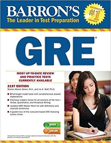 Gre Study Material Pdf