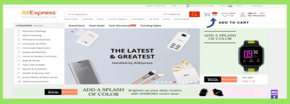 941eb8f0466 Why do you drop-ship from AliExpress