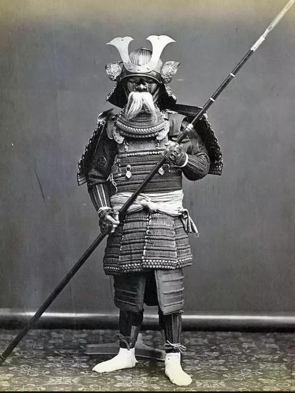 Did the samurai use the yari spear? - Quora