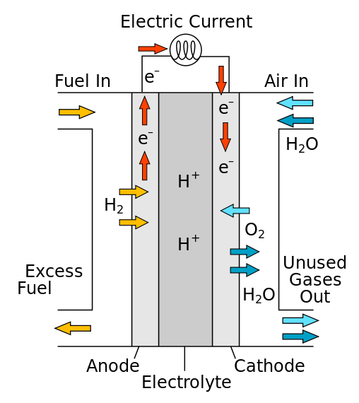 Can I make a hydrogen oxygen fuel cell that can generate