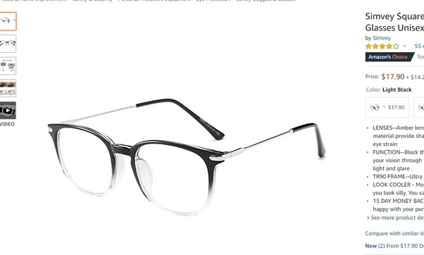 What are the best computer glasses out there? - Quora