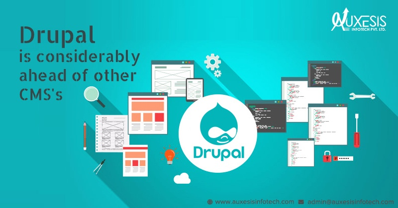 Why do developers choose Drupal over other CMS's? - Quora
