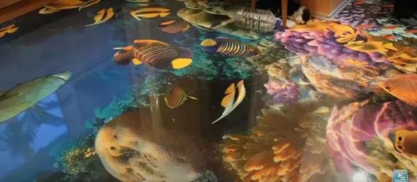 Fishing On Your Kitchen Floor