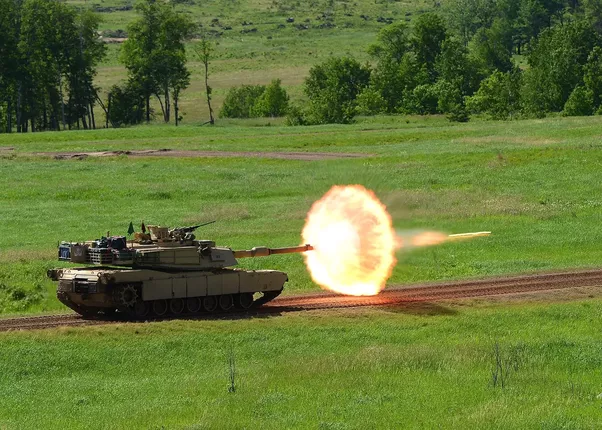 Who would win: an M1 Abrams or every single WWII tank, including ...
