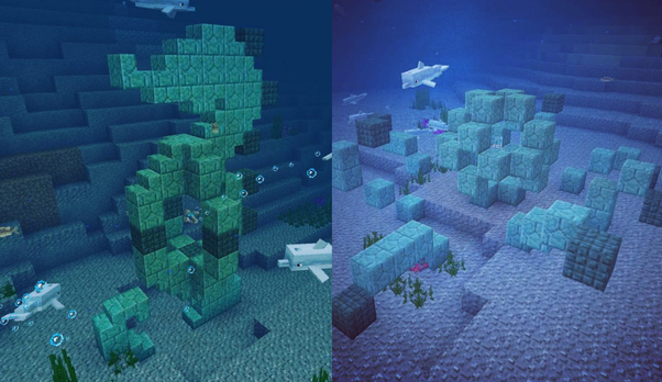 What Does The Heart Of The Sea Do In Minecraft Quora