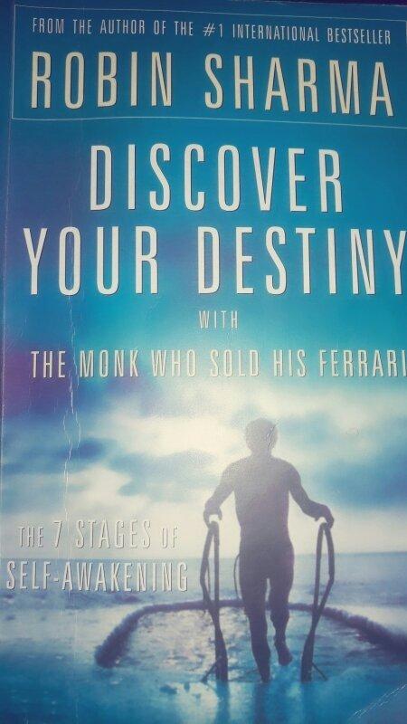 discover your destiny robin sharma pdf