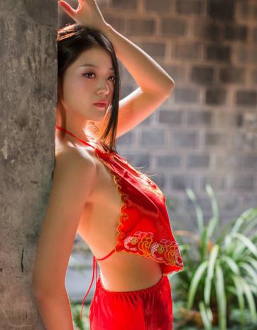 Asian girls dont wear panties