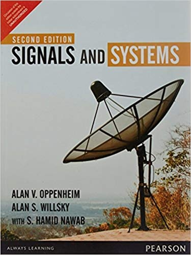 Which book should I refer to understand Signals and Systems