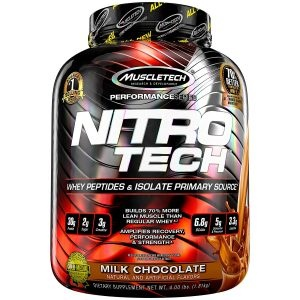 What is the best whey protein brand for building muscles? - Quora