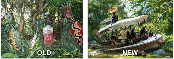Why Is Disney Changing Its Jungle Cruise Ride Quora