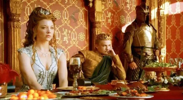 Game Of Thrones Purple Wedding.What Are The 77 Courses Served At The Purple Wedding In Game Of