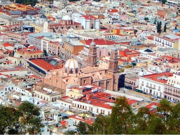 it is one of the prettiest colonial cities in mexico many of the buildings are made with a rose colored quarry rock - Mexican Christmas Urban Dictionary