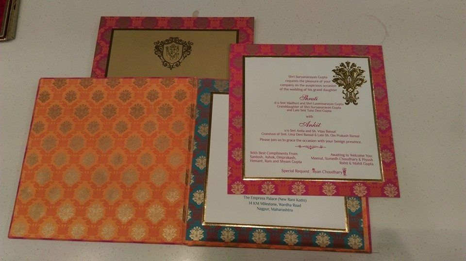What is the best card stock for wedding invitations? - Quora