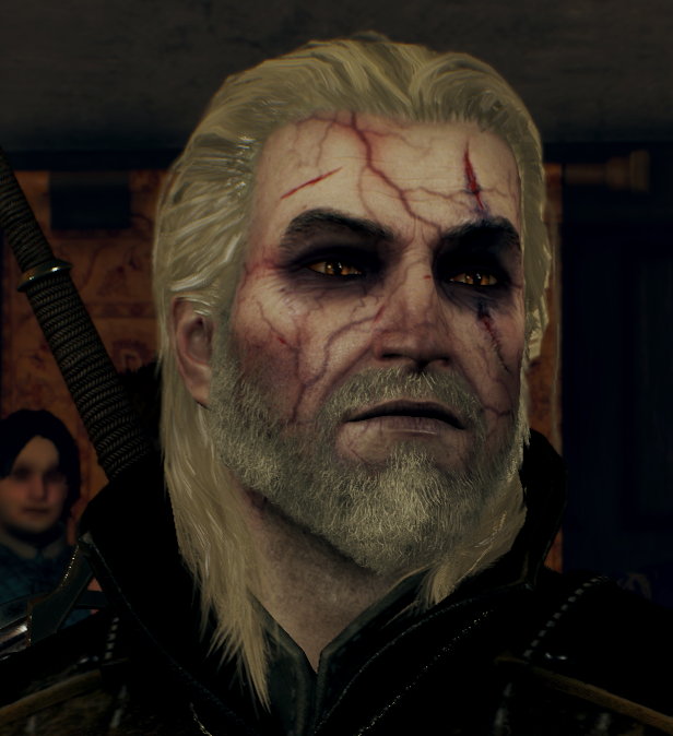 Why Did Geralt Of Rivia S Eyes Turn Red In The Witcher S