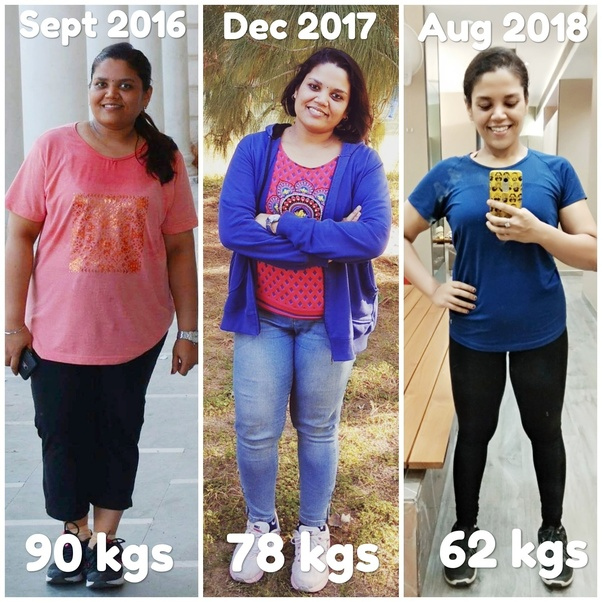 I Have Lost 28 Kgs In 18 Months And Body Fat Percentage From  Check Out The Picture I Am Sharing My Fitness Journey