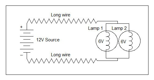 battery circuit diagram how would you draw a circuit diagram to show how two 6v lamps li-ion battery charger circuit diagram circuit diagram to show how two 6v