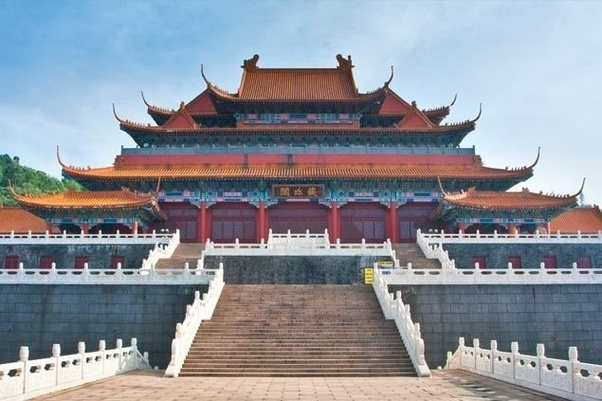 7 The Forbidden City A Palace Complex In Beijing Contains About 9000 Rooms
