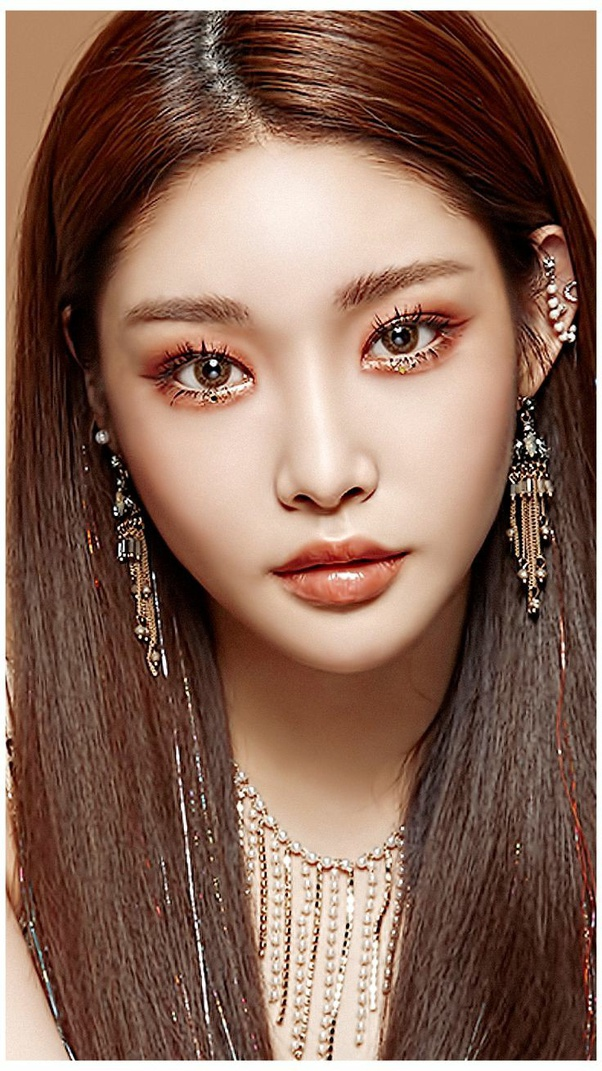 Which K Pop Idols Don T Suit A Full Makeup Face Quora